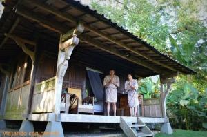 Pequeña Villa privada en Plataran Borobudur