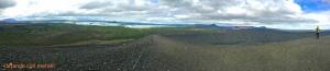 Cráter Hverfjall