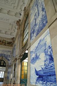 Estación de tren San Bento
