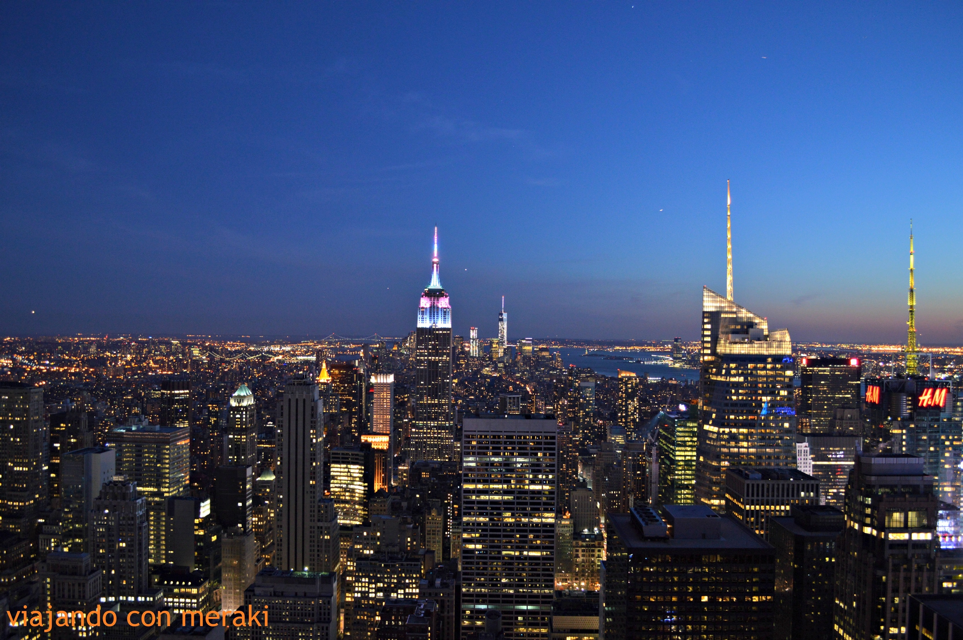 New York, New York: El mejor plan para ver la ciudad en una semana ...