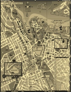 Stavanger (plano de internet)