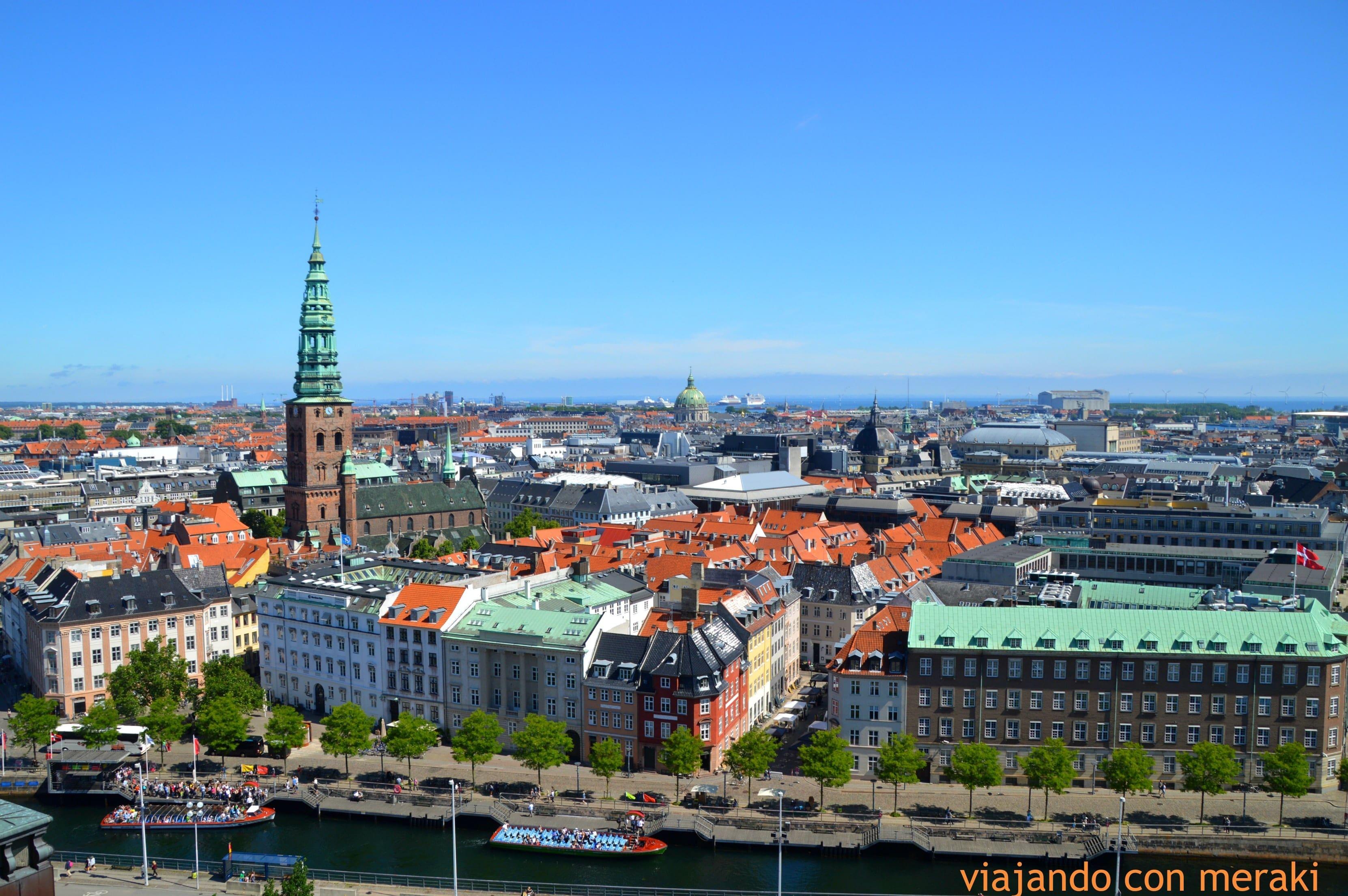 Copenhagen in a weekend