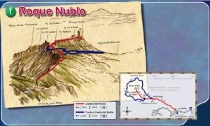 Ruta Roque Nublo