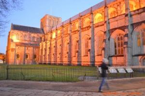 Abadía de Winchester
