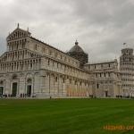 Pisa, su torre inclinada y mucho más