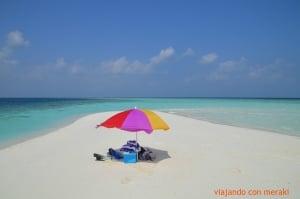 Excursión sand-bank
