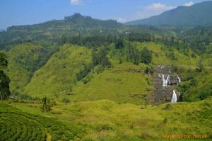 Montañas de Sri Lanka