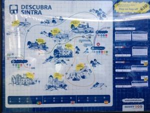 Itinerario Bus Sintra