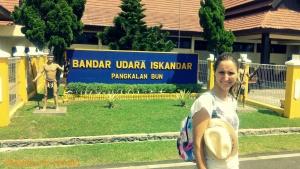 Aeropuerto Pangkalan Bun.Borneo