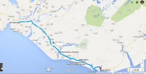 Itinerario día 6