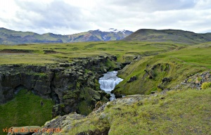 Sendero de Fimmvörðuháls
