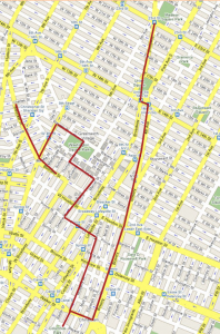 Paseo por Downtown Manhattan