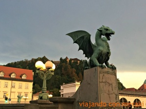 Dragons of Ljubljana