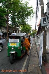 Transportes Tailandia