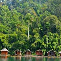 Lago Chew Lan- Khao Sok