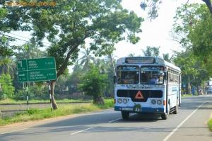 Autobuses de Sri Lanka