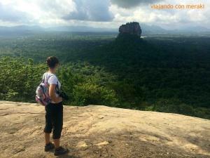 Sigiriya desde Pindurala