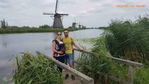 Molinos de Kinderdijk